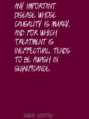 Causality quote #1