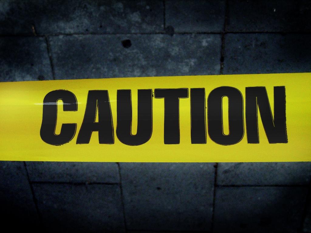 Caution quote #1