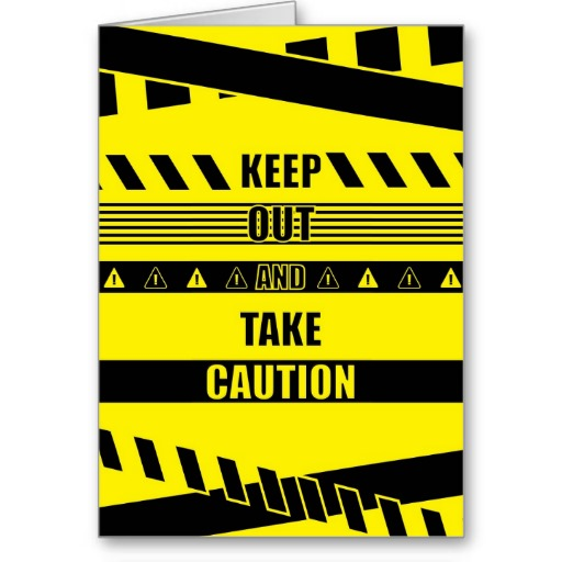 Caution quote #3