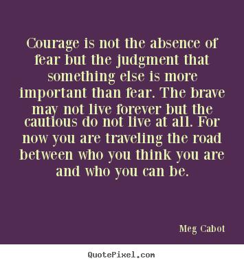 Cautious quote #4