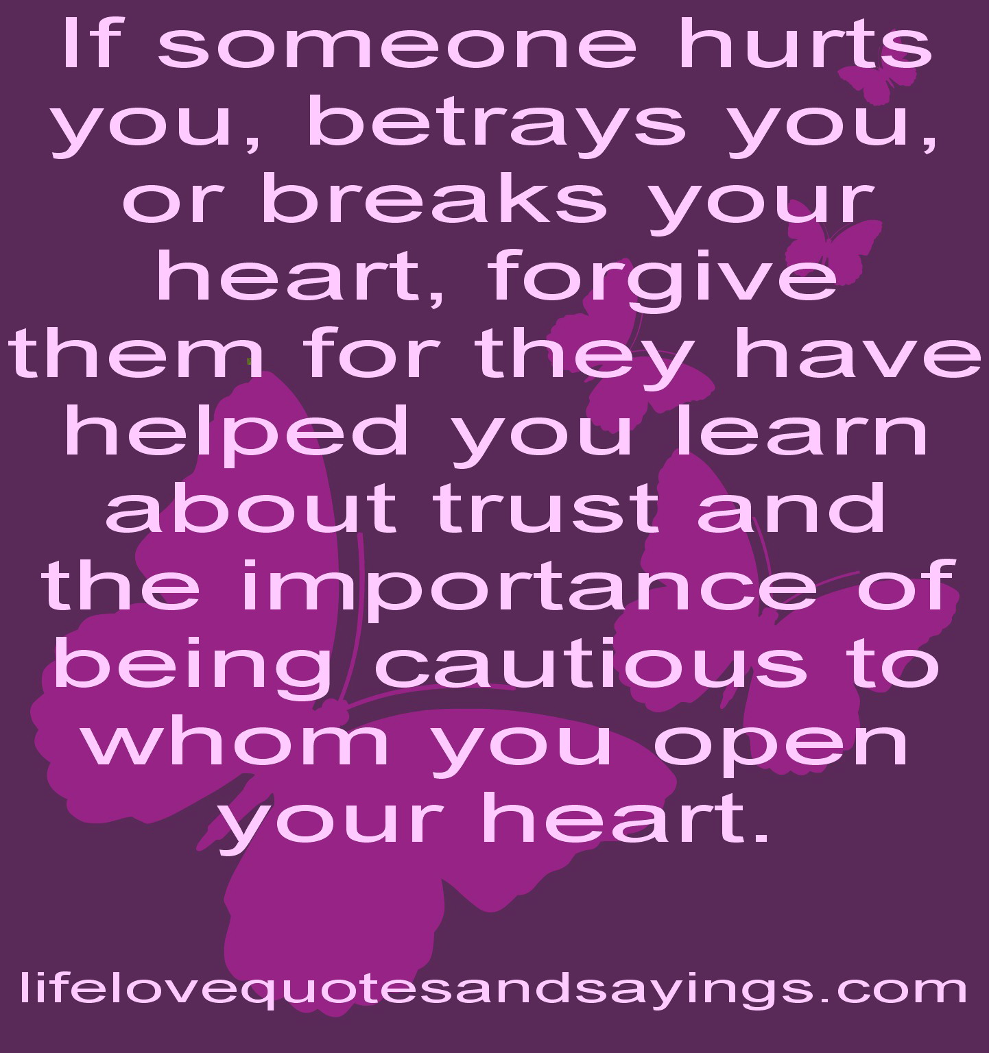 Cautious quote #6