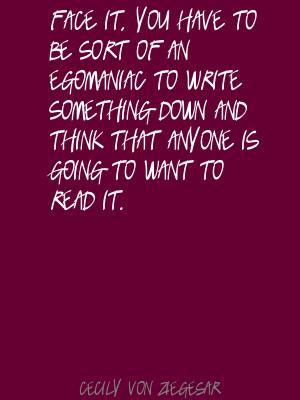 Cecily von Ziegesar's quote #8
