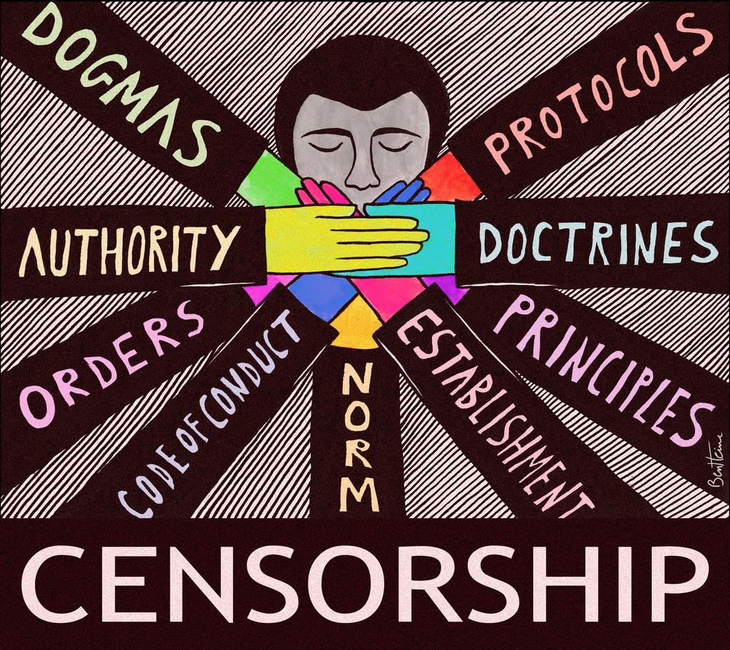 Censorship quote #4