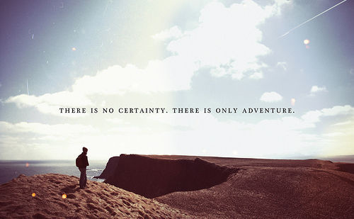 Certainty quote #7