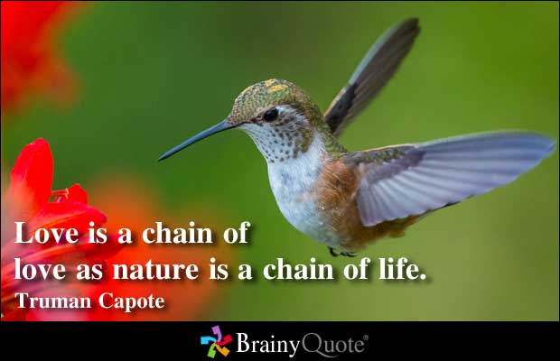 Chained quote #1