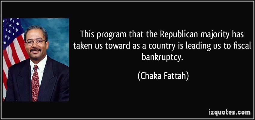 Chaka Fattah's quote #1