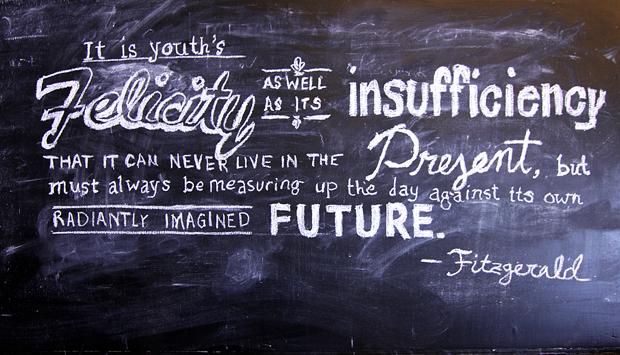 Chalk quote #1