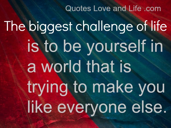 Challenge quote #3