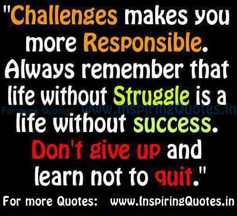 Challenges quote #3