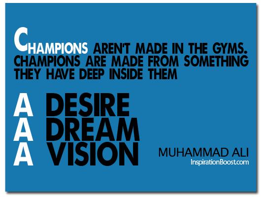 Champions quote #1