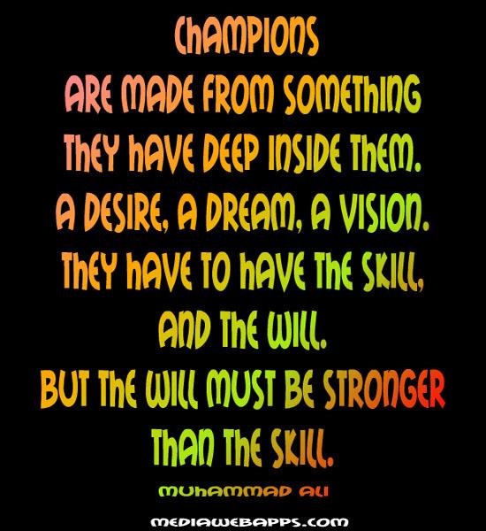 Champions quote #6