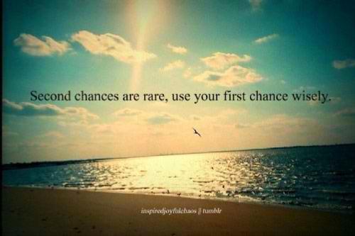 Chances quote #7