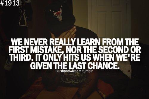 Chances quote #3