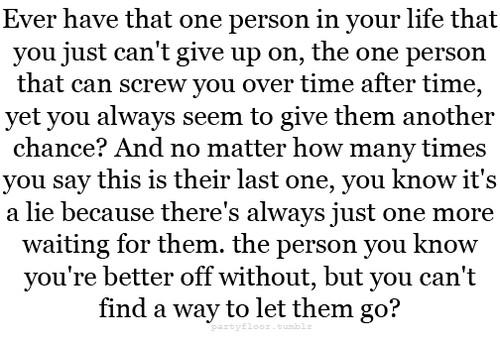 Chances quote #5