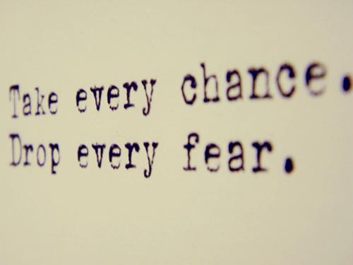 Chances quote #2