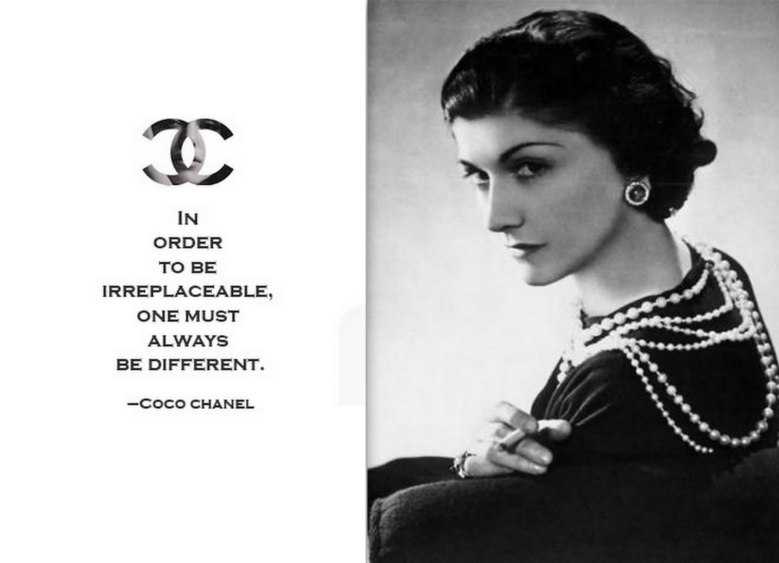 Chanel quote #1