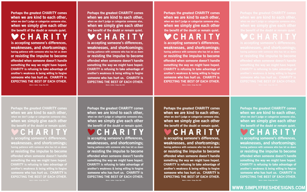 Charity quote #7