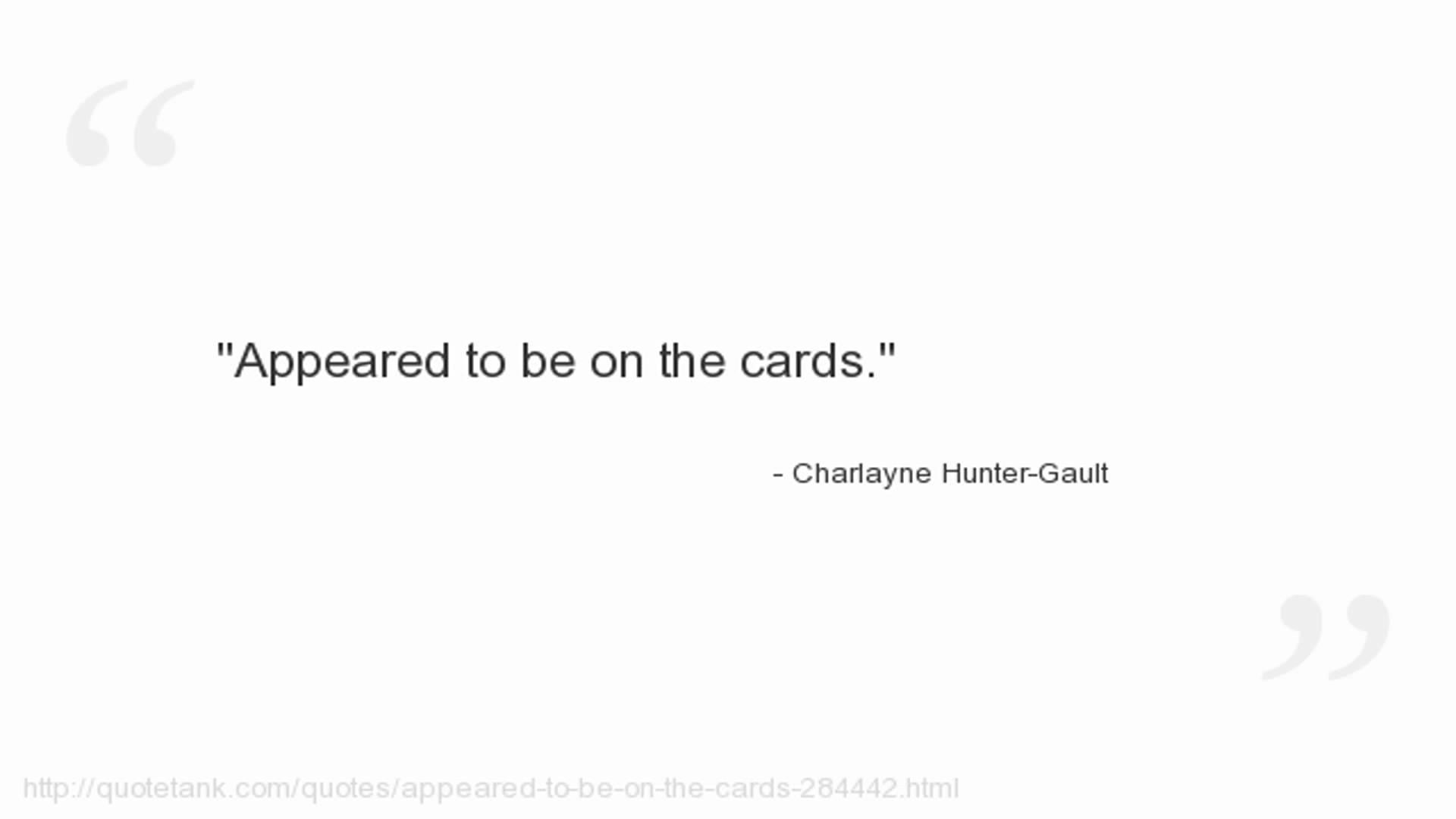 Charlayne Hunter-Gault's quote #2