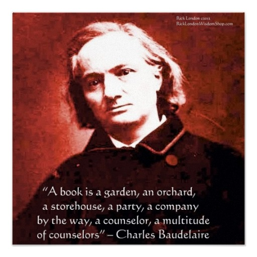 Charles Baudelaire's quote #8