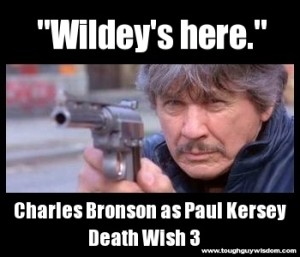 Charles Bronson's quote #6