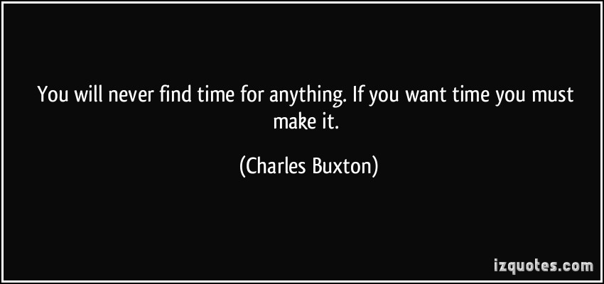 Charles Buxton's quote #2