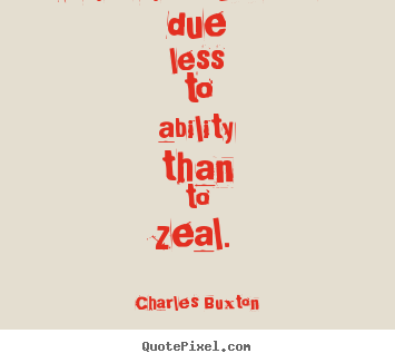 Charles Buxton's quote #1