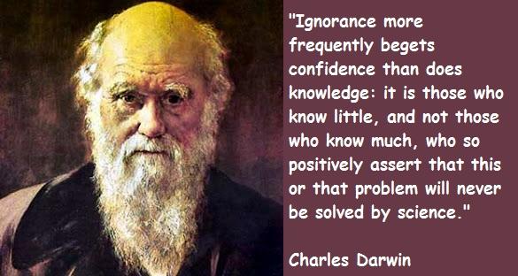 Charles Darwin's quote #5