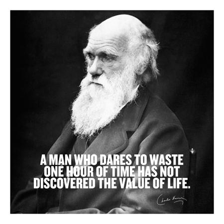 Charles Darwin's quote #6