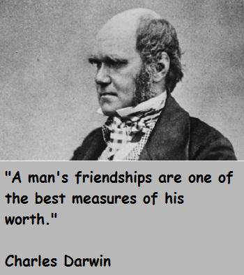 Charles Darwin's quote #4