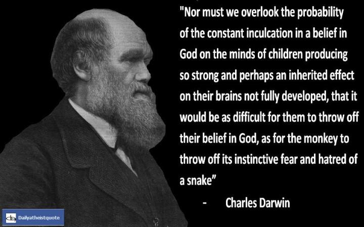 Charles Darwin's quote #3