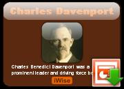 Charles Davenport's quote #1