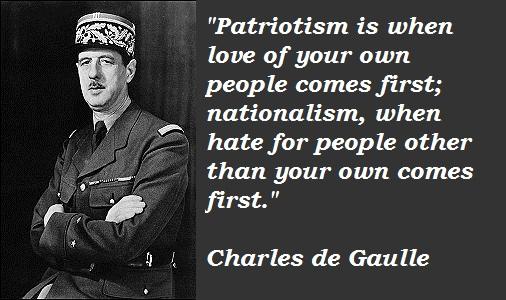 Charles de Gaulle's quote #4