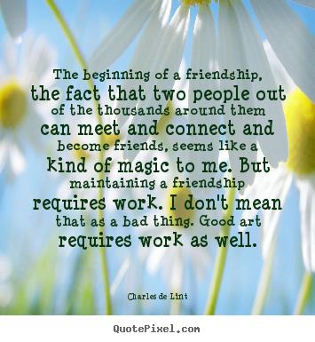 Charles de Lint's quote #3