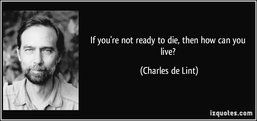 Charles de Lint's quote #6
