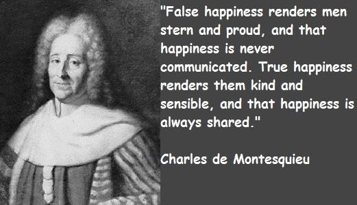 Charles de Montesquieu's quote #5