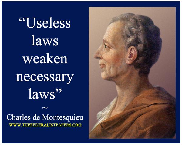 Charles de Montesquieu's quote #2