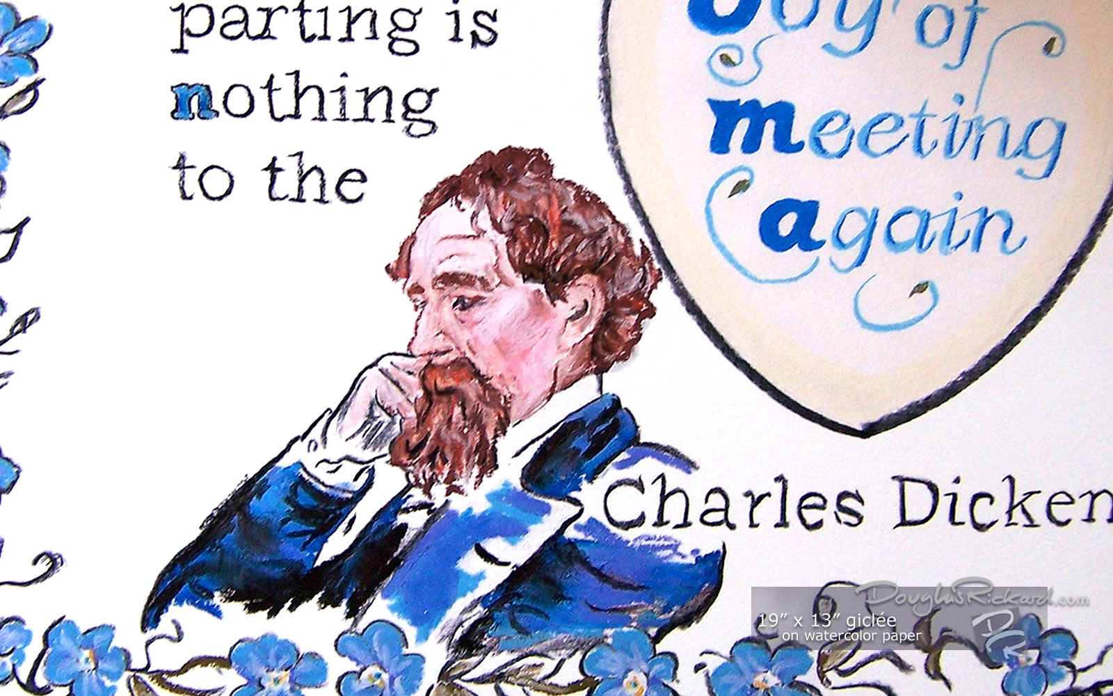 Charles Dickens's quote #1