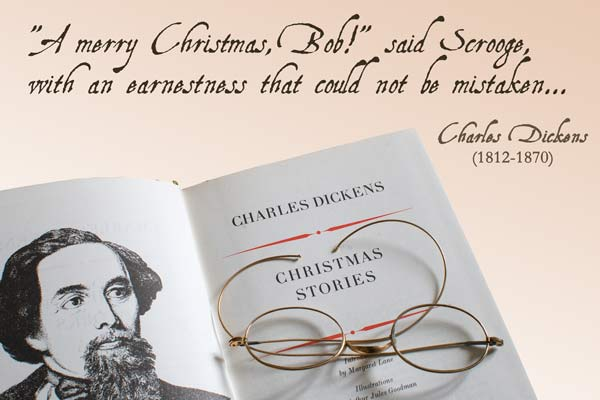 Charles Dickens's quote #8