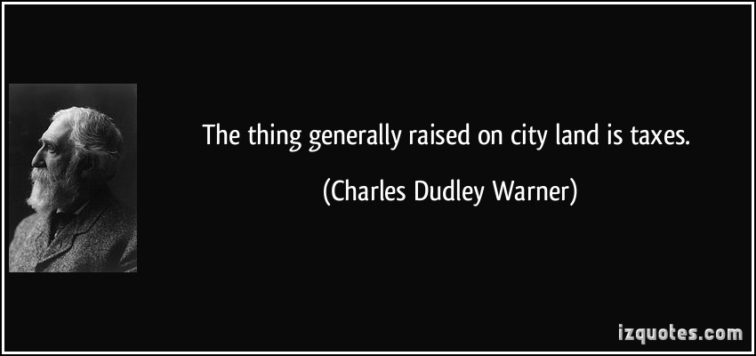 Charles Dudley Warner's quote #3