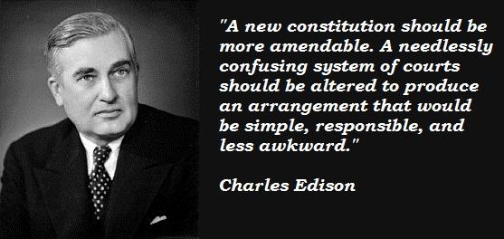 Charles Edison's quote #3