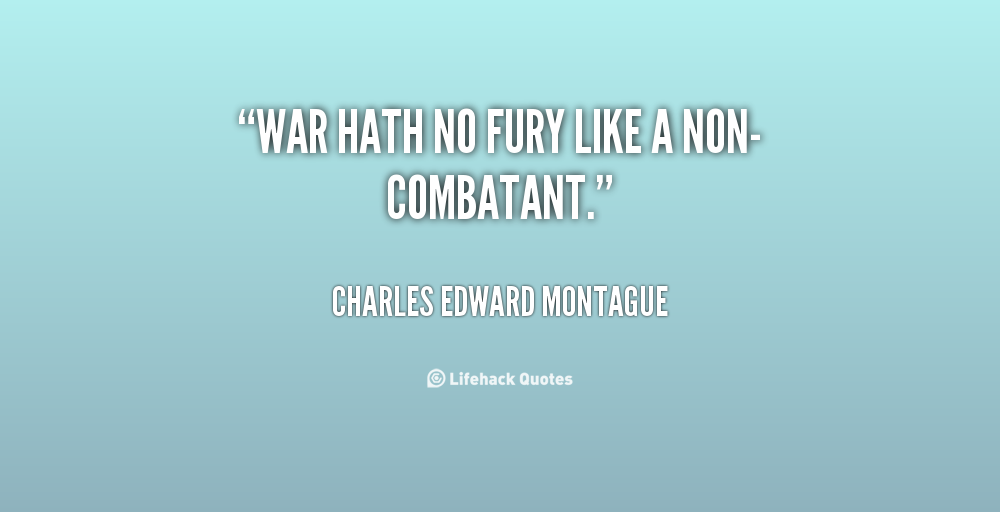 Charles Edward Montague's quote #3