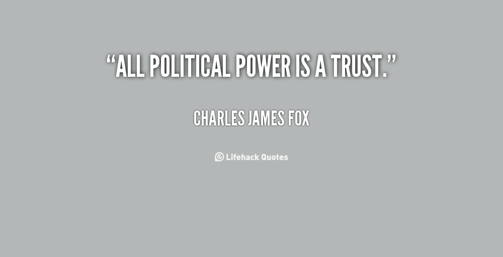 Charles James Fox's quote #4
