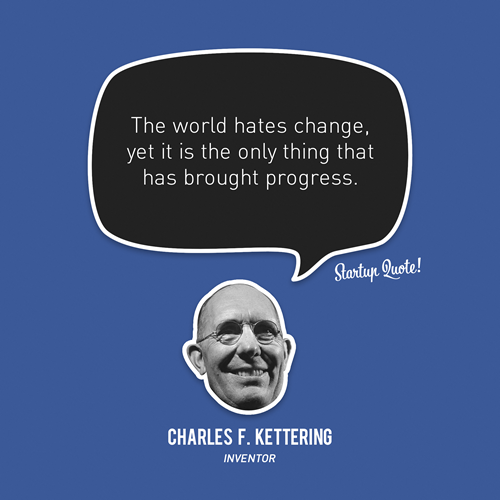 Charles Kettering's quote #5