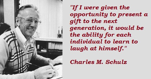 Charles M. Schulz's quote #6