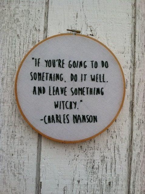 Charles Manson's quote #6