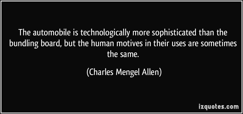 Charles Mengel Allen's quote #1