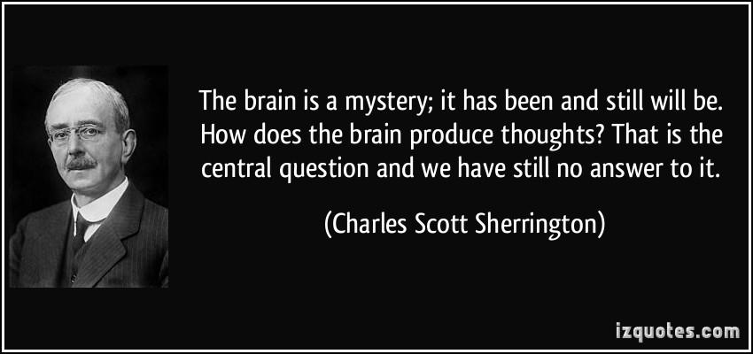 Charles Scott Sherrington's quote #1