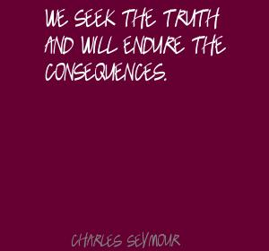 Charles Seymour's quote #1