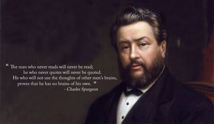 Charles Spurgeon's quote #2