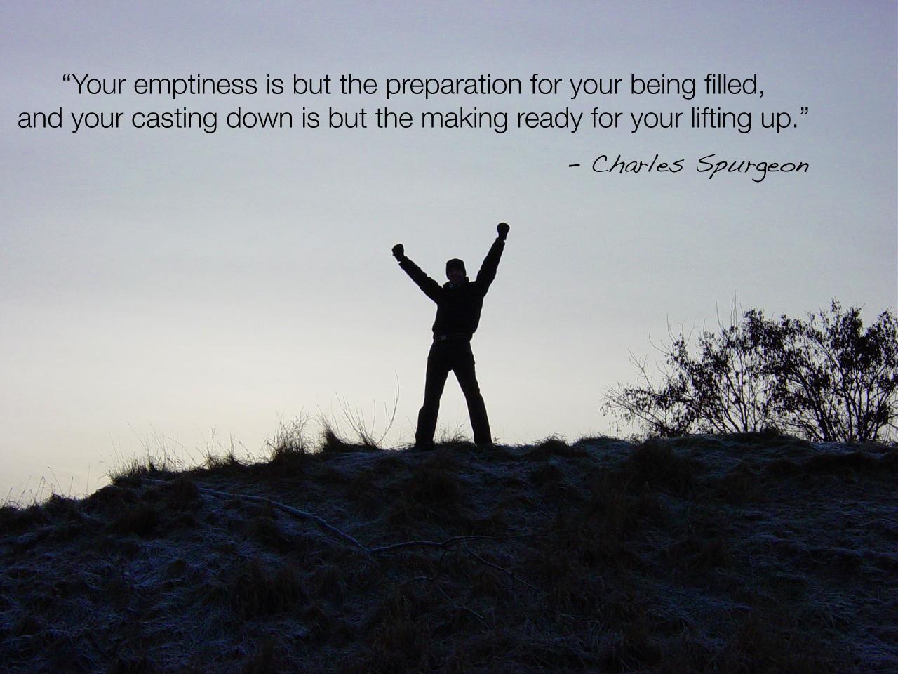 Charles Spurgeon's quote #6